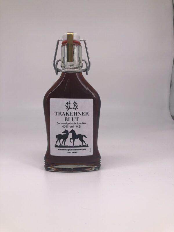 Trakehner Blut 0,2l