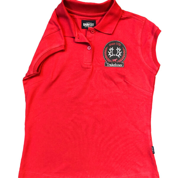 Polo Damen rot VS_g