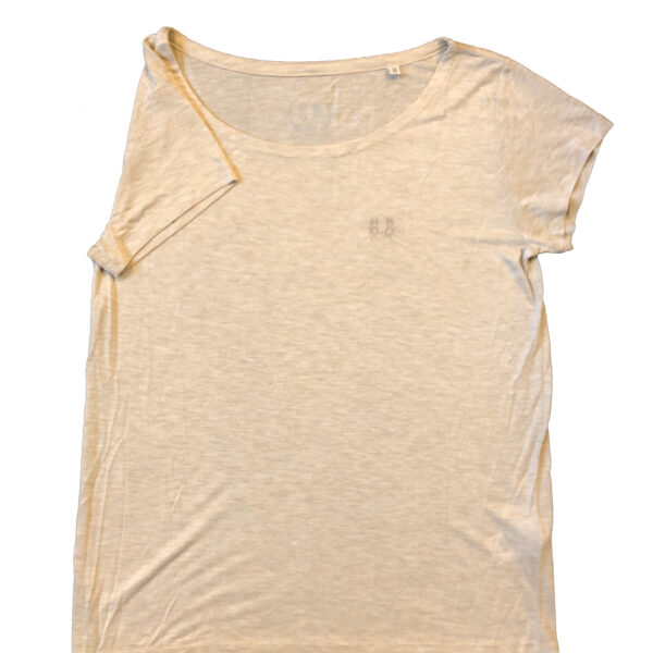 T-Shirt Damen beige VS_g