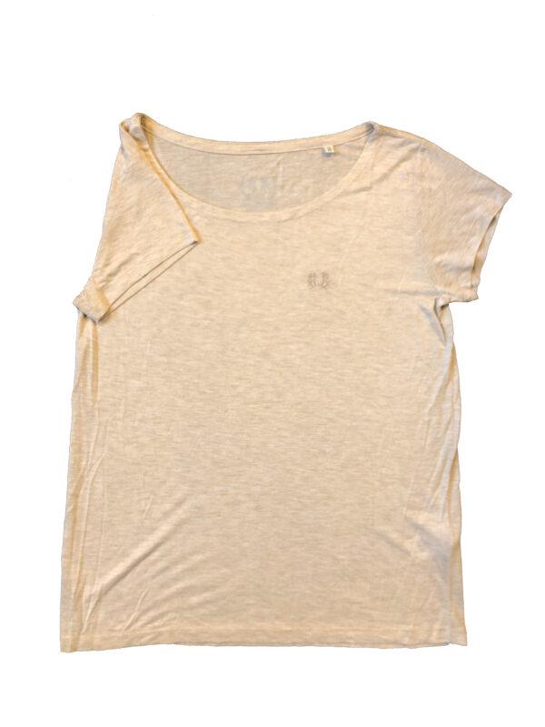 T-Shirt Damen beige VS_g