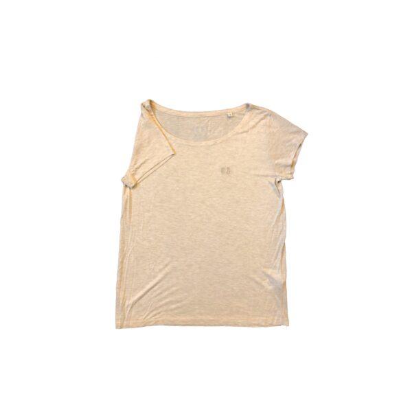 T-Shirt Damen beige VS_k
