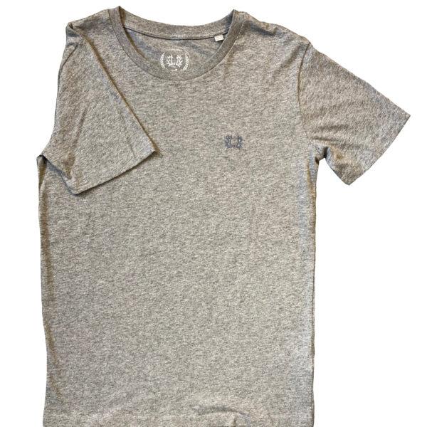 T-Shirt Herren grau VS_g