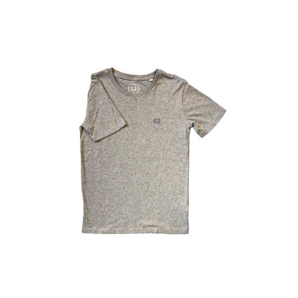 T-Shirt Herren grau VS_k