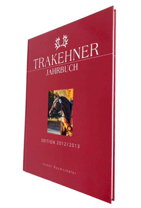 Trakehner Jahrbuch 2012/2013