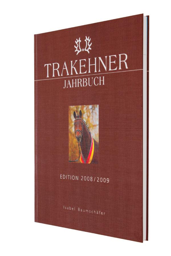 Trakehner Jahrbuch 2008/2009