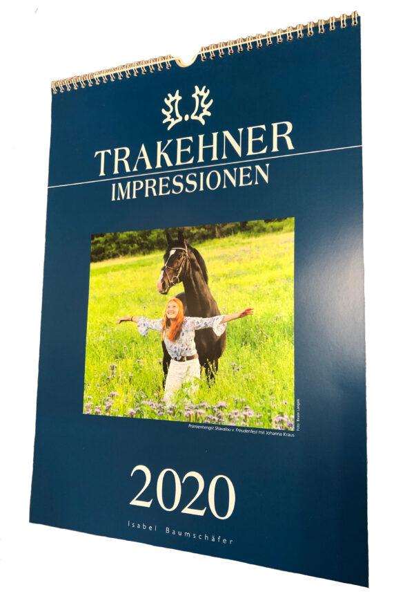 Trakehner Kalender 2020