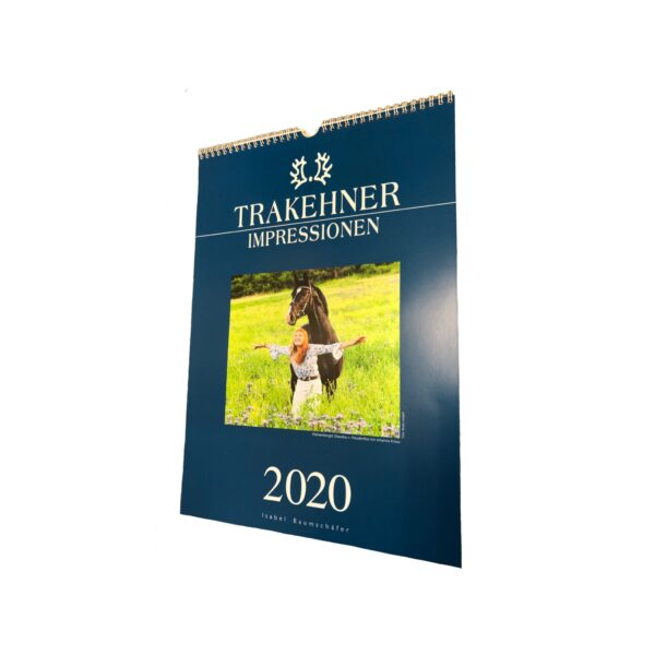 Trakehner Kalender 2020_klein