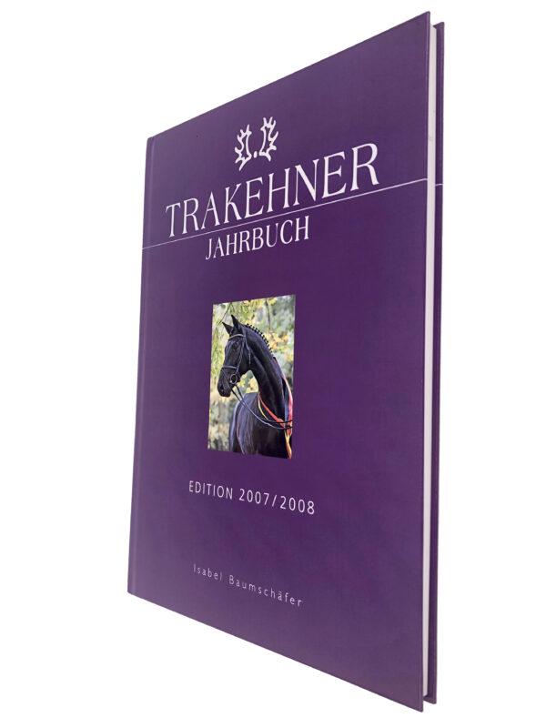 Trakehner Jahrbuch 2007/2008