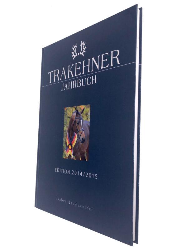 Trakehner Jahrbuch 2014/2015