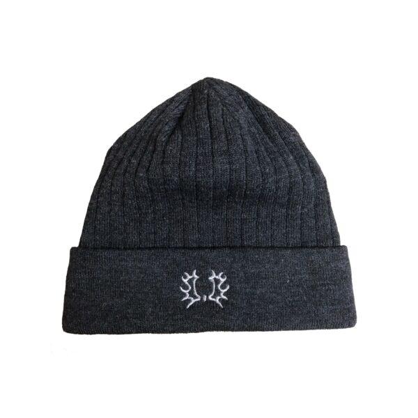 Mütze anthrazit 2