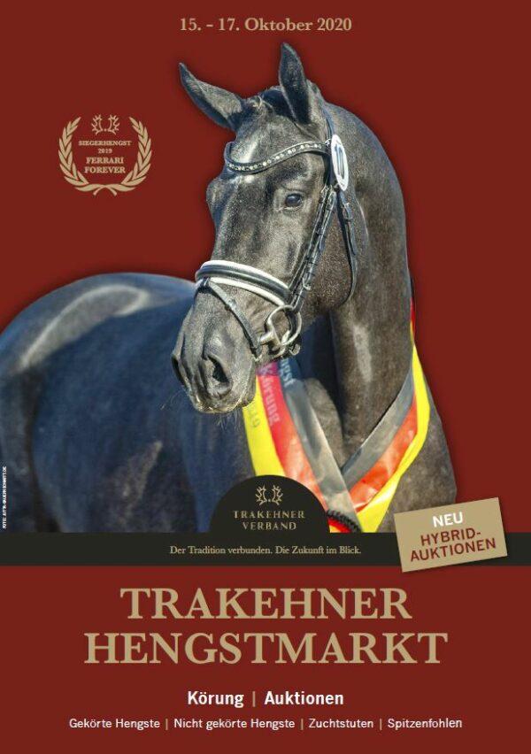 Katalog Trakehner Hengstmarkt 2020