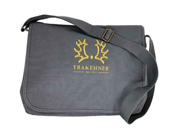 Messenger Bag Grau