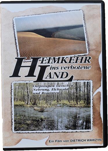 DVD – Heimkehr ins verbotene Land