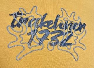 Yellow gold Kombidruck